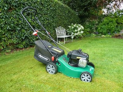 Buying a new lawnmower