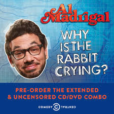 Watch Movies Online Here: Al Madrigal: Why Is the Rabbit Crying?