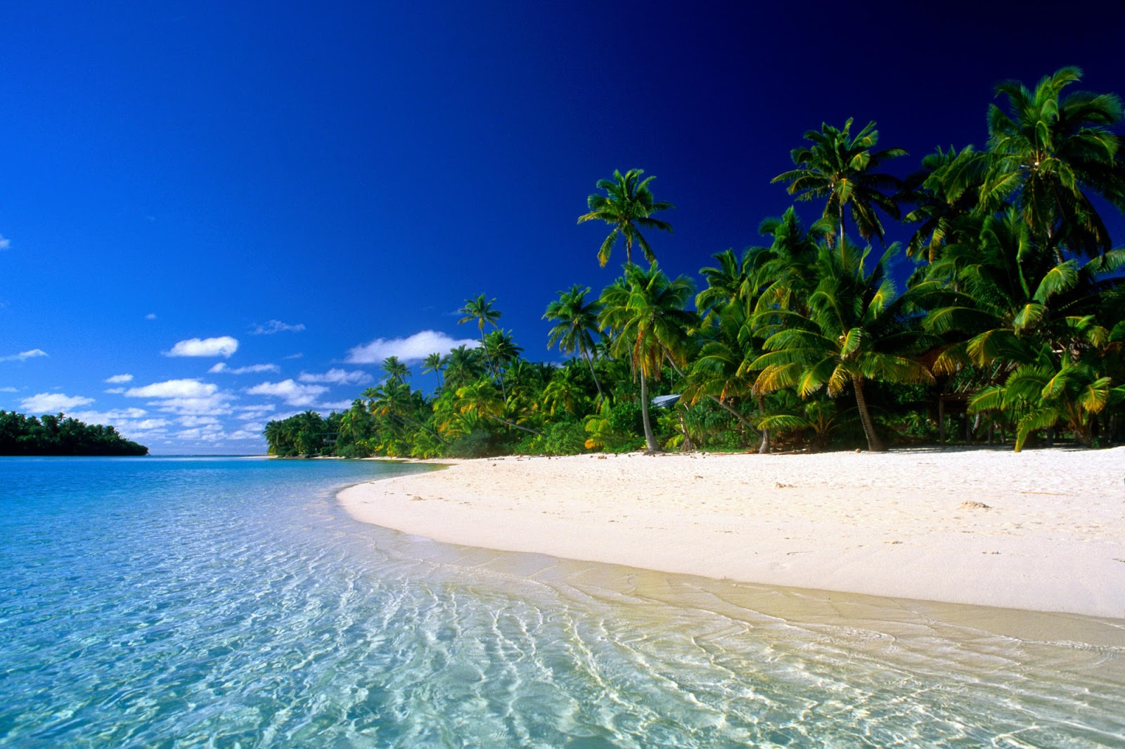 Beautiful Beach Wallpapers Most Beautiful Places In The