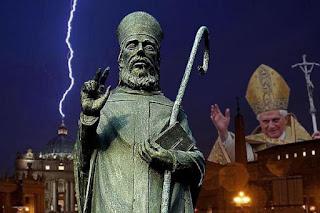 ¿Cumple el nuevo papa con el vaticinio de Nostradamus? Malaqu%C3%ADas+papas