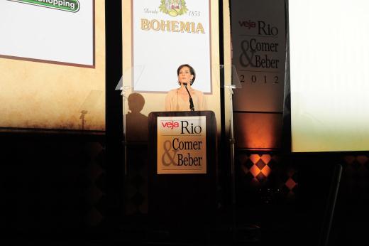 VEJA Rio Comer & Beber 2012, os vencedores