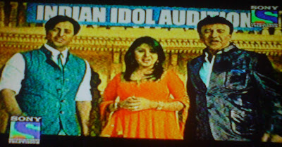 Indian Idol 2012 Auditions
