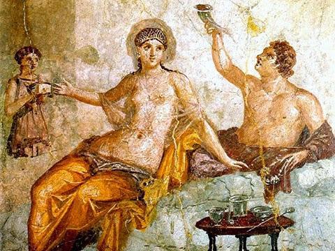 Familia romana en la antiguedad