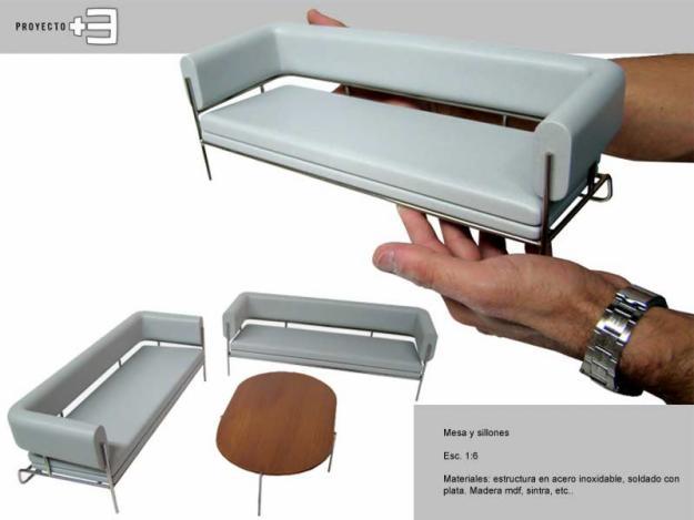 Inspiracional dise o industrial subcutaneo creative for Muebles de diseno industrial