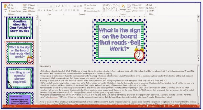 http://www.teacherspayteachers.com/Product/Teaching-Procedures-PowerPoint-with-Detailed-Notes-Navy-and-Green-1312885