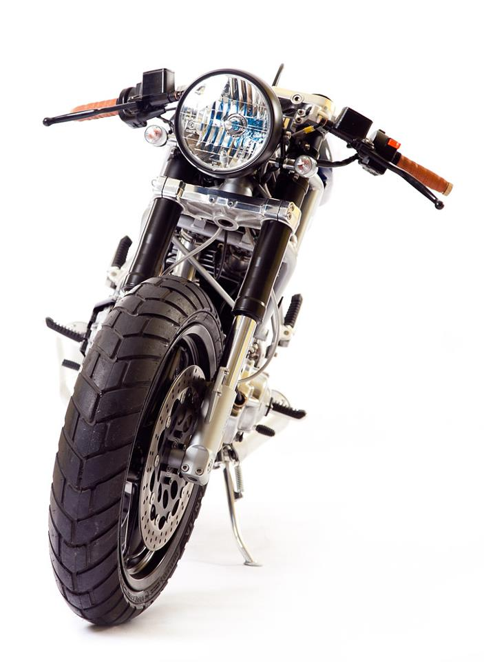 Racing Caf U00e8  Ducati 750 Ss By Maria Motorcycles