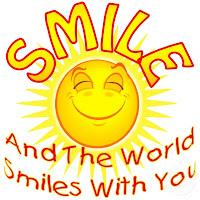 Akhlak Rasululah : Murah Senyum