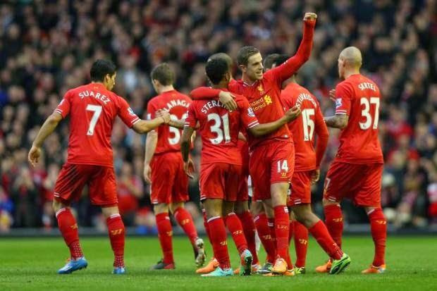Prediksi Liga Champions : Liverpool vs Besiktas 20 Februari 2015