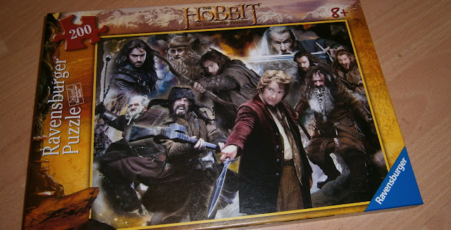 the hobbit new film jigsaw puzzle gift