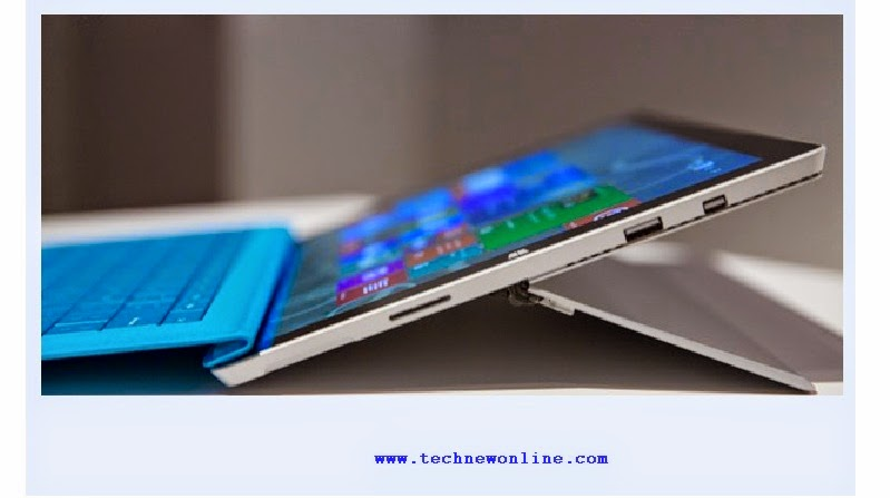 Surface Pro 3 - ambitions to replace the traditional laptop 2