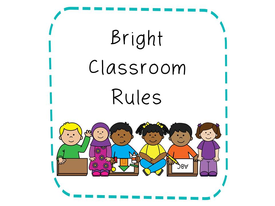 http://www.teacherspayteachers.com/Product/Bright-Classroom-Rules-1461694