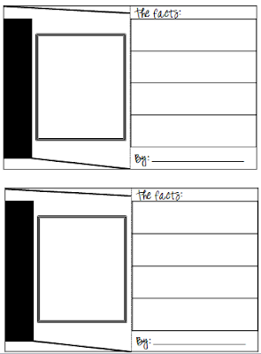 blank trading card templates
