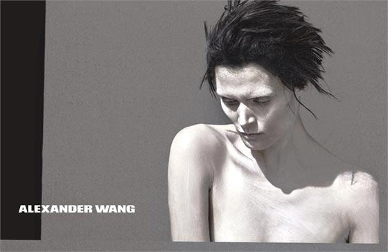 Alexander Wang spring summer 2013 ad campaign