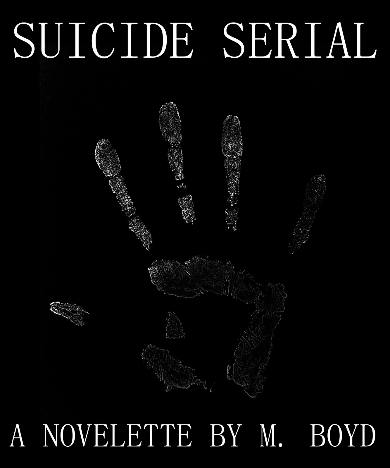 Suicide Serial Matthew Boyd and N C Jones