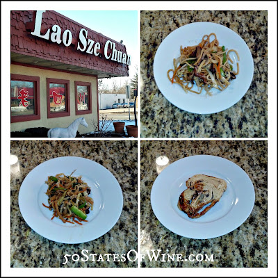 Lao Sze Chuan, Downers Grove