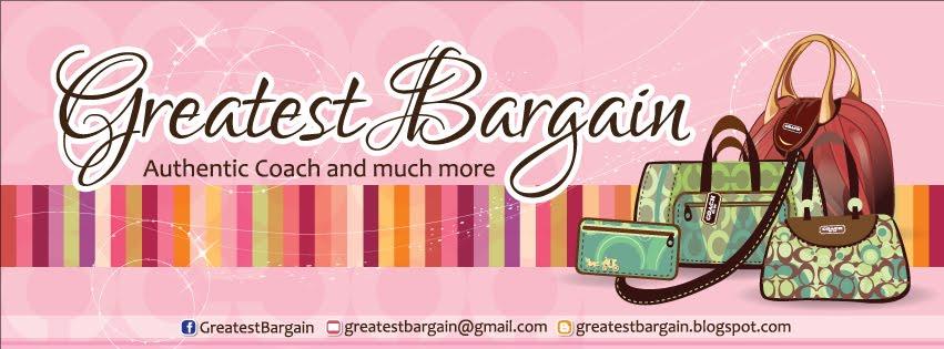 GreatestBargain