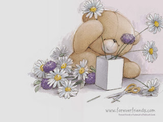 Cute Pictures 13 Forever Friends' Wallpapers Cartoon Bear