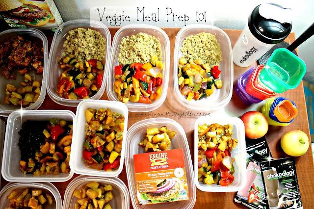 Vegan Meal Prep 101