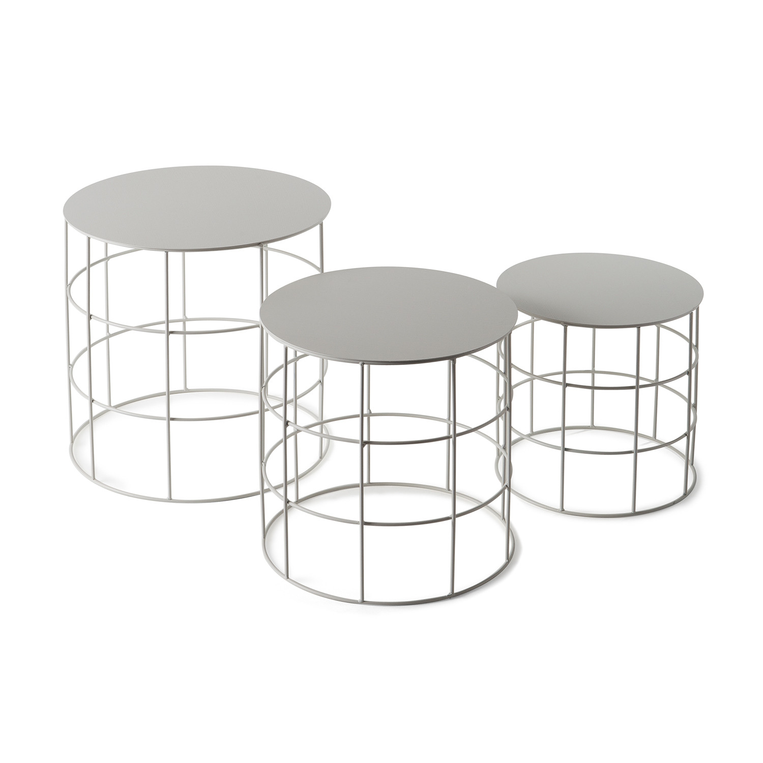 Reton Rounded Coffee Tables