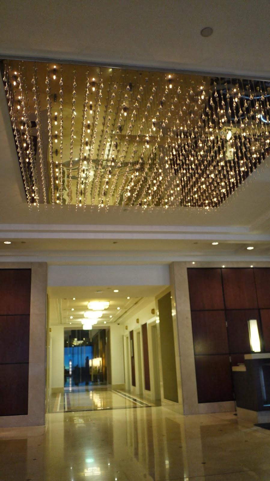 Shangri La Sydney Hotel Reception