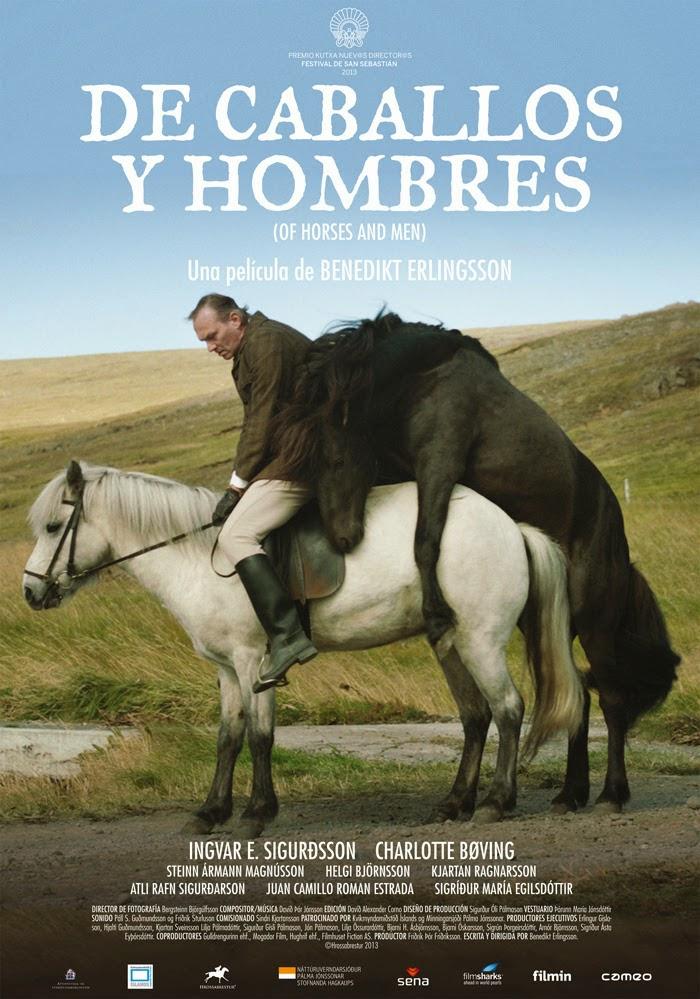 De caballos y hombres