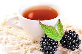 Chá de folha de amora