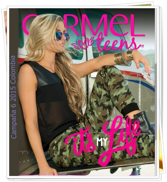 Carmel Teens Campaña 6 2015