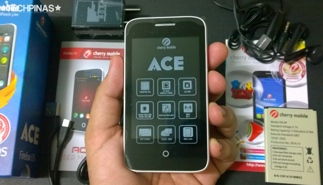 Cherry Mobile Ace
