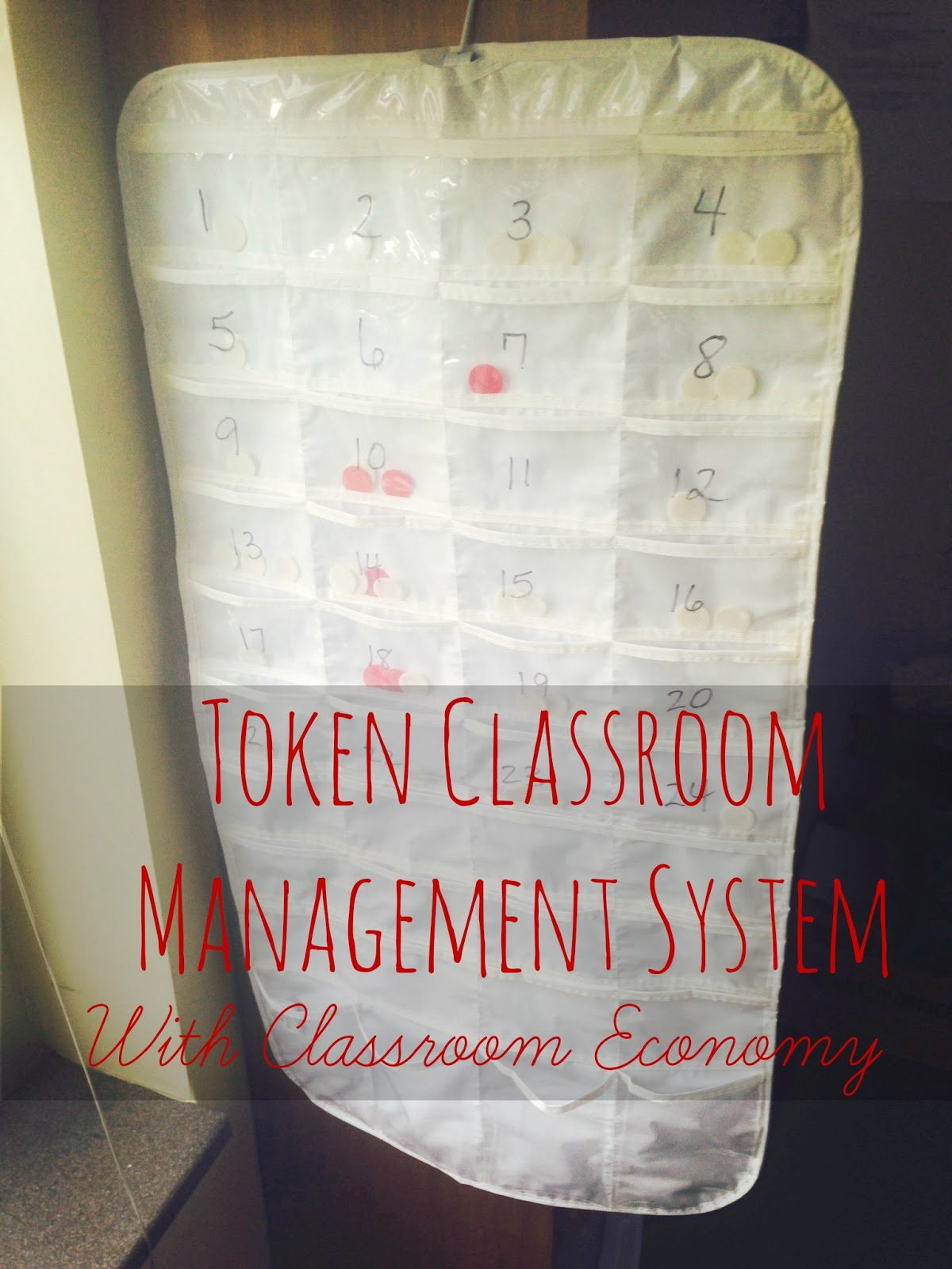 Classroom Economy Using Tokens for Classroom Management- Make it Count Blog