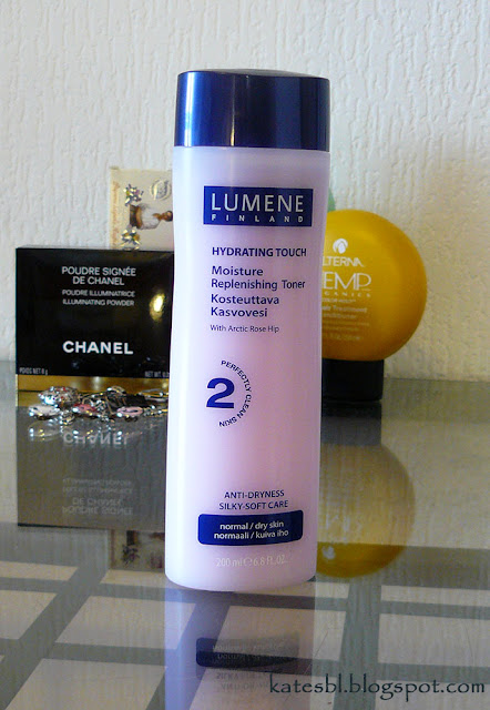 Lumene Hydrating Touch отзыв