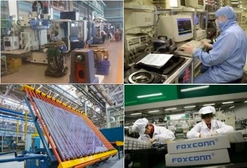 Industri Elektronik di Taiwan  - Pendaftaran Kerja Ke luar Negeri Ali Syarief 0877-8195-8889 - 081320432002