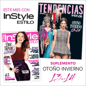 Revista InStyle septiembre 2013
