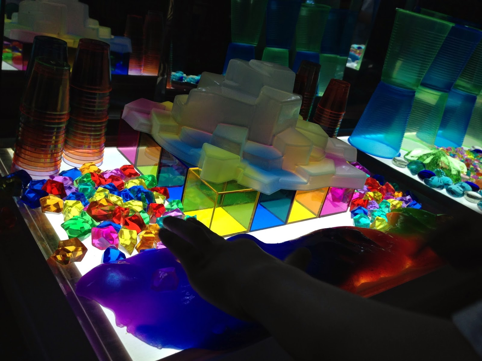 More Light Table Play | Epic Childhood