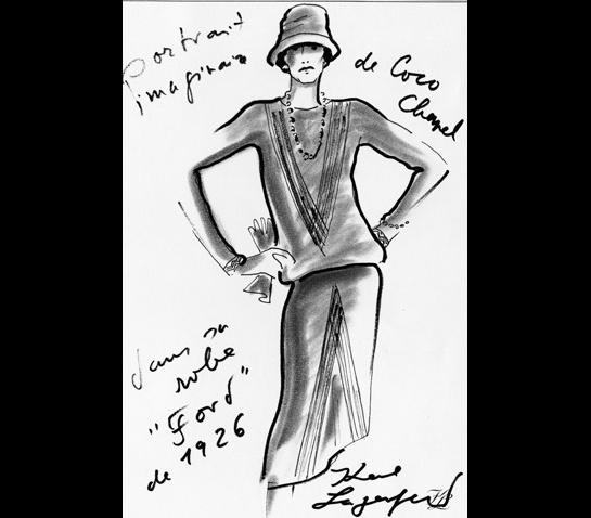 Bien connu Coco Chanel: Une figure emblématique de la mode.: Le phénomène de  OL88
