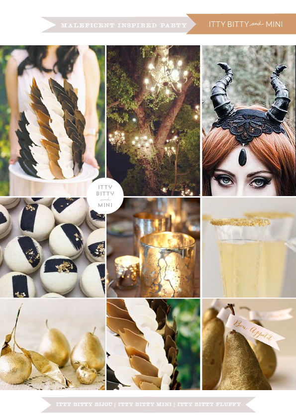 maleficent party, maleficent baby shower, disney maleficent, baby blog, party blog,