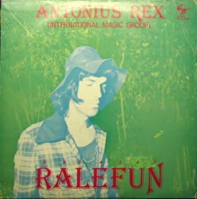 antonius rex ralefun 1978