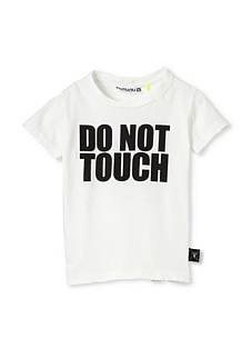 MyHabit: Save Up to 60% off NUNUNU Collection: NUNUNU Do Not Touch Tee