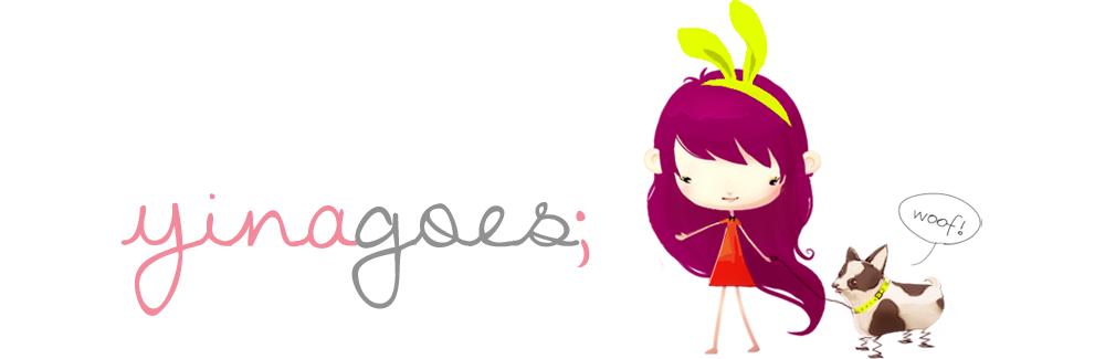 Yina Goes: Singapore Beauty Food Lifestyle Blog