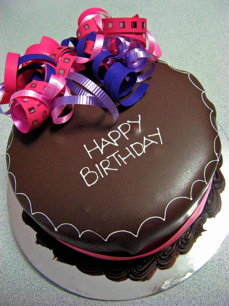 Birthday Cakes Images : Top # 100 + Happy Birthday Cake Images - Pictures ...