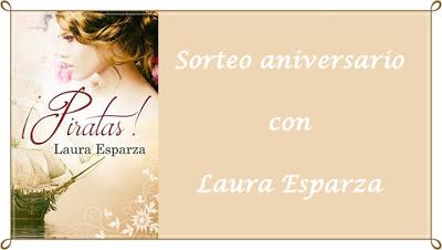 Sorteo aniversario con Laura Esparza