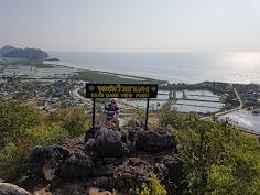Perched atop Khao Daeng (Thailand)