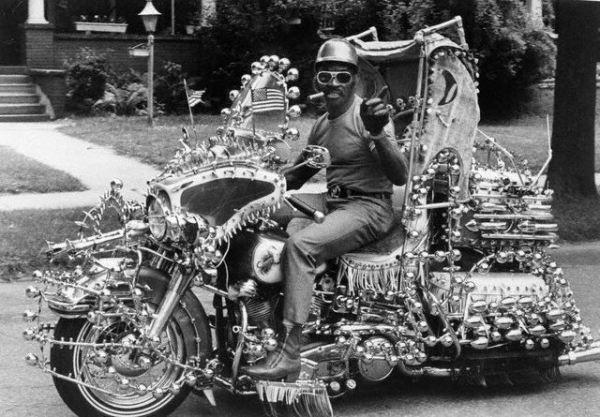 Interesting Photos Of Motorcycles In The Past Vintage