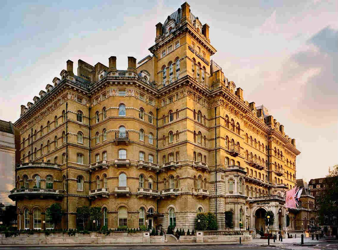 The Langham Hotel in London is one of the most haunted hotels in the world
