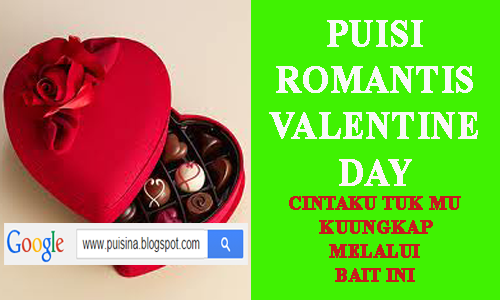 """Puisi Valentine Day Romantis """"Kau dan Aku"""""""
