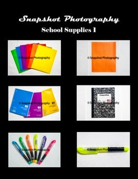 http://www.teacherspayteachers.com/Product/School-Supplies-Set-1-1387815