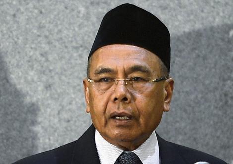 Prof Emeritus Tan Sri Abd Shukor Husin