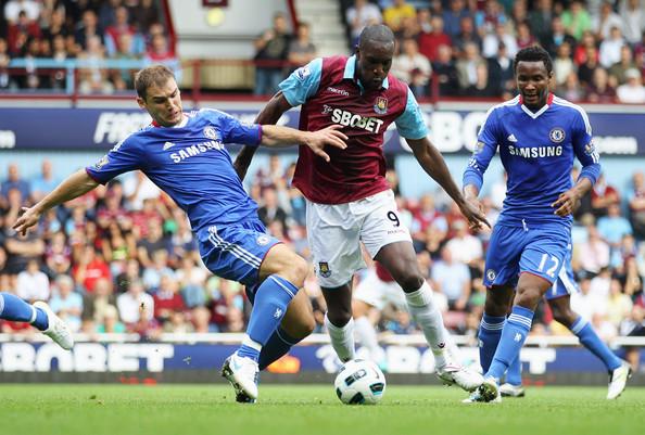 Prediksi West Ham vs Chelsea 1 Desember 2012