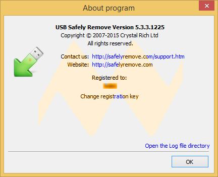 USB Safely Remove 5.3 Final Full Crack