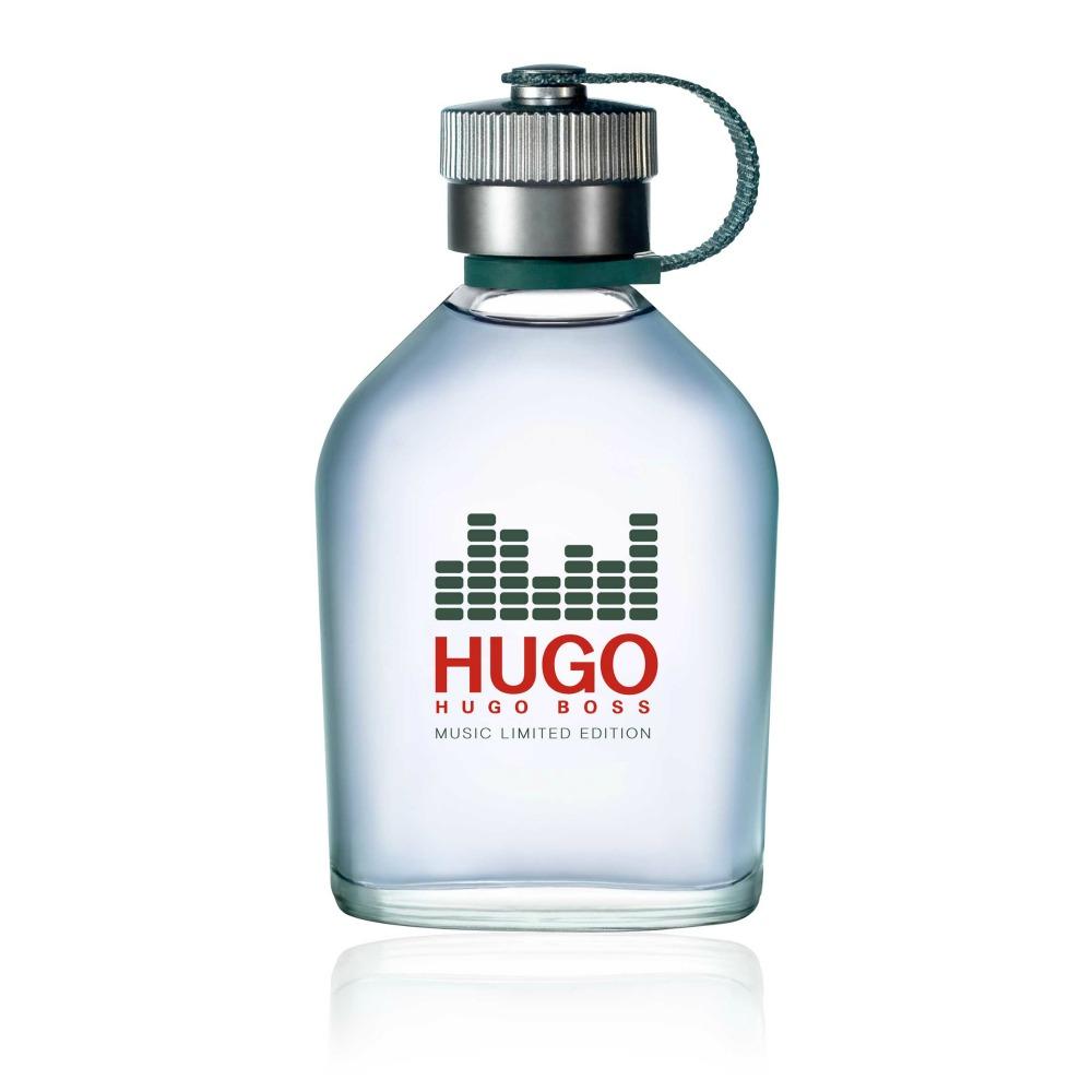 Valentines Gift Idea   Hugo Man Music Limited Edition Eau de Toilette