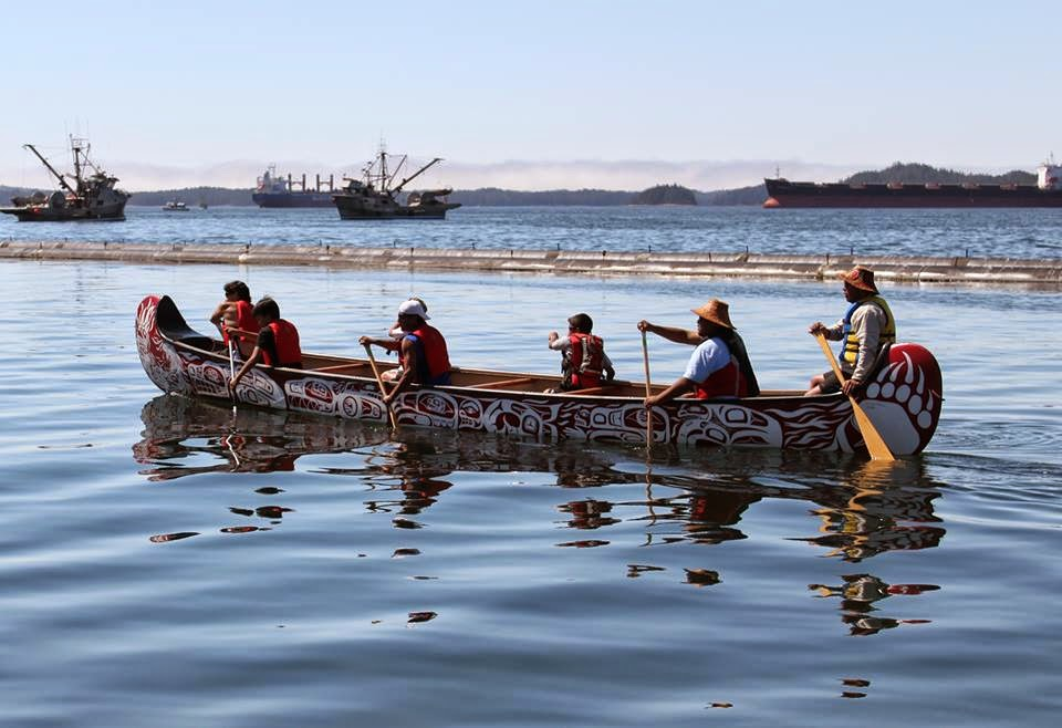 Metlakatla Alaska First Nation Makes Plans For Return Canoe Journey To British Columbia